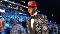 Andrew Wiggins Also Goes No. 1 In NBA Draft Fashion
