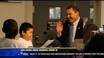 New SDUSD board member sworn in
