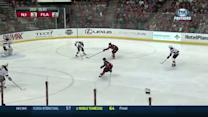 Brad Boyes picks off a pass and buries it