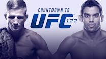 Countdown to UFC 177: Dillashaw vs Barao