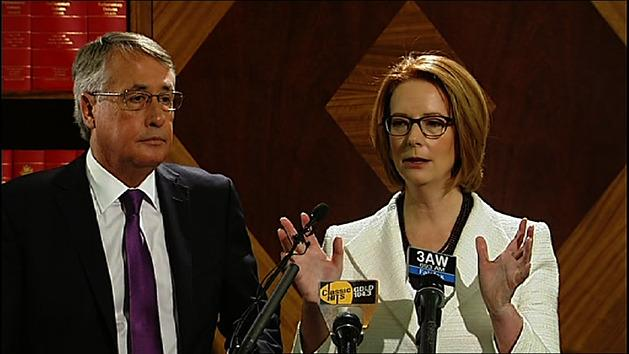 Labor faces questions on NDIS
