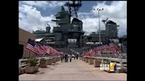 Ceremonies for Citizenship take place at Pearl Harbor