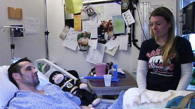 Bombing Victim: 'The Girl Next to Me Died'