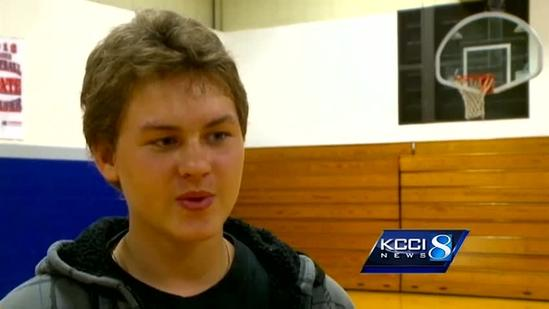 Students taught to fight back in school shooting