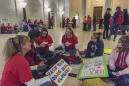 West Virginia teacher strike headed for a 9th day