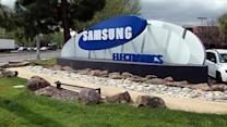 "Samsung, Apple fight to build ""coolest"" headquarters"
