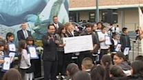 Salinas School Receives $5,000 For New Computers