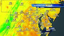 Higher than normal temperatures expected