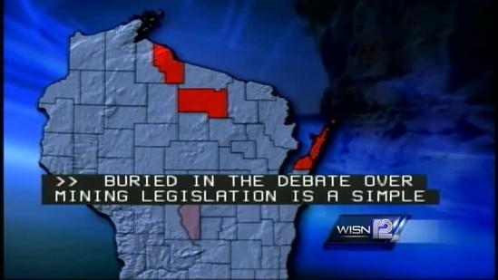 High unemployment in northern Wisconsin