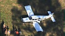 Small plane crashes in Sanford