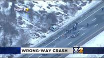 Sources: Off-Duty NYPD Detective Killed In Wrong-Way Crash On Sprain Brook Parkway