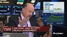 Arconic reaches truce with Elliott after bruising fight