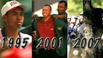 Tiger Woods' Masters Career Timeline