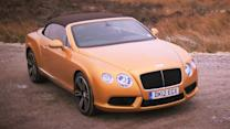 What Makes A Bentley So Special? We found out in a Continental GTC V8