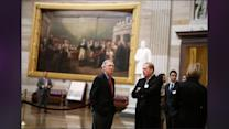Senate Democrats Ponder 'Clean' Debt Limit Bill; GOP Holds Obamacare Ground