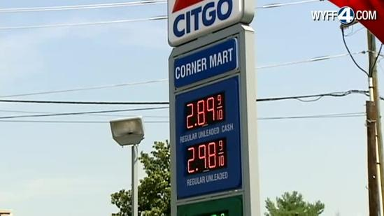 AAA discuses rising gas prices
