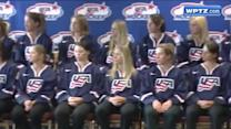 2013 US Women's hockey makes their first cuts
