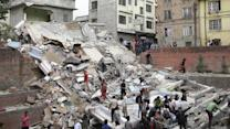 Magnitude 7.8 Earthquake Strikes Outside Katmandu