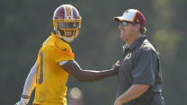 Is Jay Gruden the right coach for RG3?