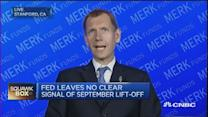 Merk: Fed made a promise to be behind the curve