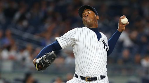 Sources: Cubs acquire closer Aroldis Chapman from Yankees