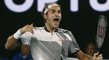Federer shows iron-man quality to reach quarters