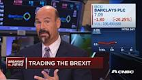 Jon Najarian's trade on Brexit