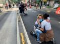 Street 'like chewing gum' as major quake hits southern Mexico, kills one